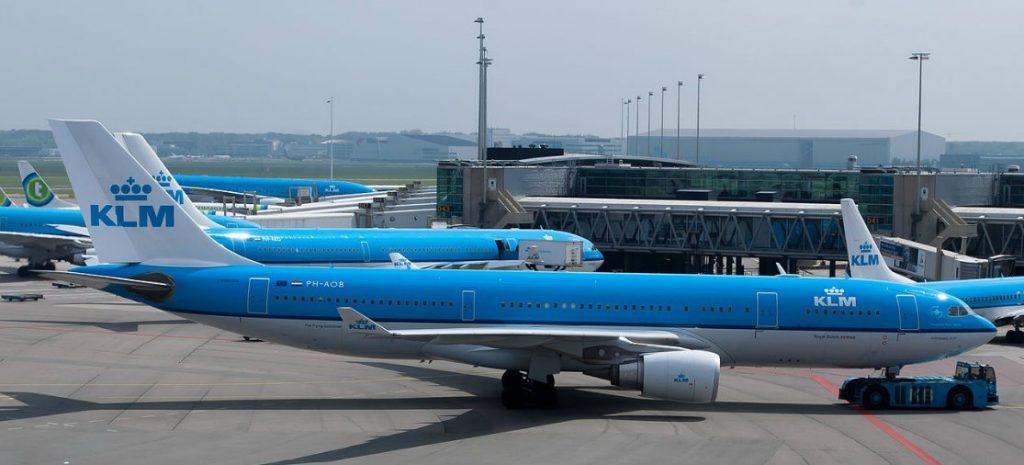 Vliegen vanaf Schiphol